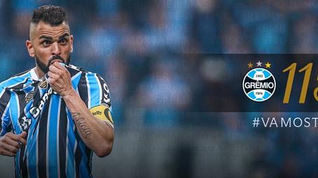 #Grêmio comemora seus 115 anos!!!!