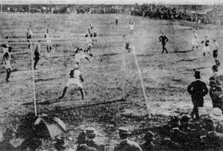 Vitória de 10 x 0 em Grenal comemora 108 anos de história