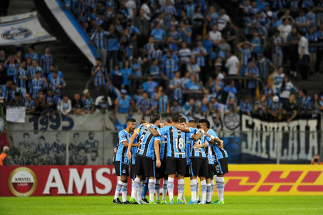 #Grêmio busca garantir vaga na Copa do Brasil