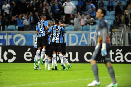 #Grêmio procura diminuir distância do líder