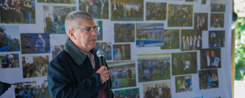 Presidente do MGN, Nilton César Lima