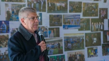 Presidente do MGN participa de programa de rádio pós jogo