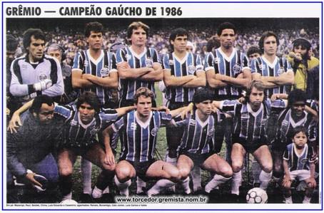 21 Anos Atrás!!! Grêmio conquistava o bicampeonato gaúcho