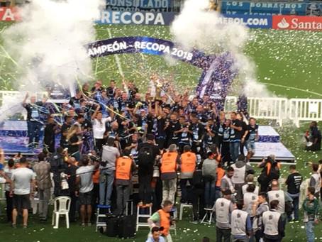 Grêmio é bicampeão da Recopa Sul-Ameicana