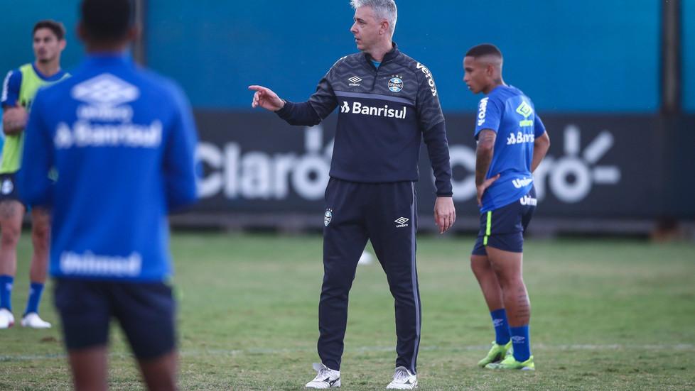 A correta estratégia de Tiago Nunes em semana decisiva para o Grêmio