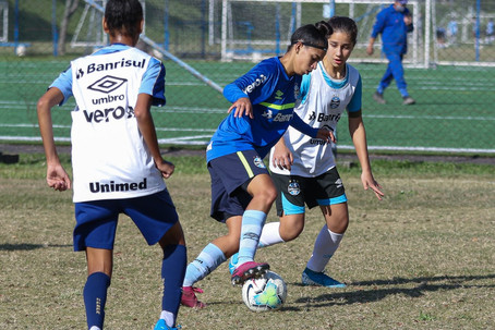 CBF divulga tabela detalhada do Campeonato Brasileiro Feminino Sub-18!