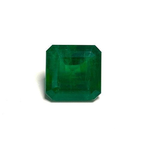 Emerald Emeraldcut 19.52 cts