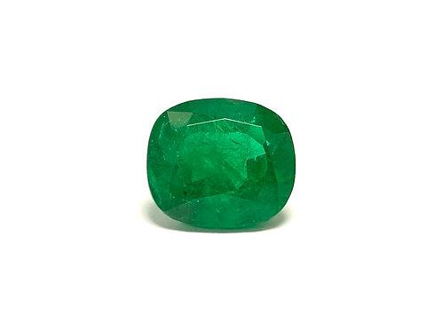 Emerald Cushion 7.95 cts