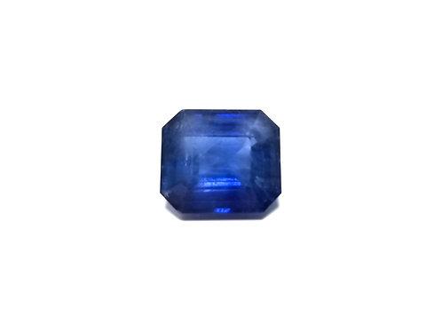 Sapphire Emeraldcut 14.73 cts