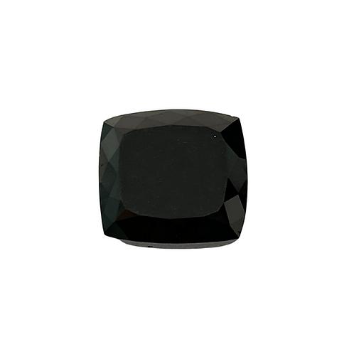 Black Diamond Cushion 9.61 cts