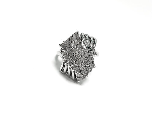 Diamond Ring 2.4 cts