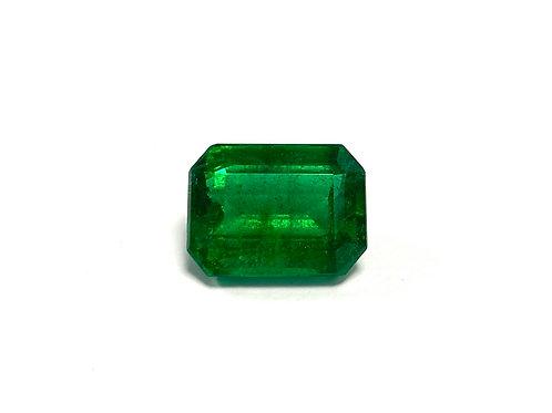 Emerald Emeraldcut 6.65 cts