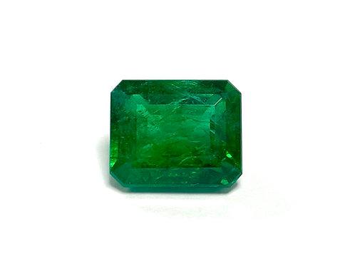 Emerald Emeraldcut 9.68 cts