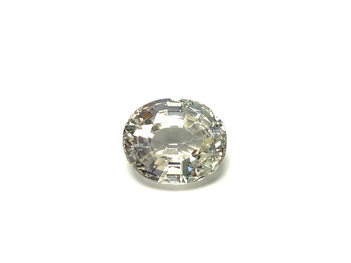 Sapphire Oval 8.05 cts