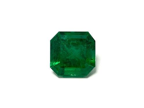 Emerald Emeraldcut 14.78 cts