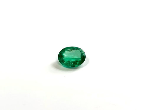 Emerald Oval 1.1 cts