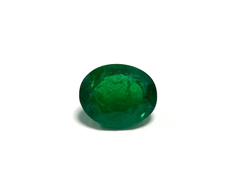 Emerald Oval 14.32 cts