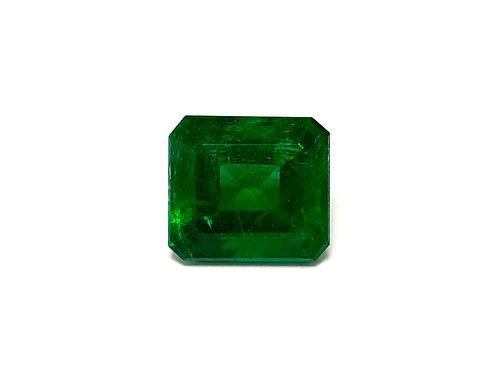 Emerald Emeraldcut 6.34 cts