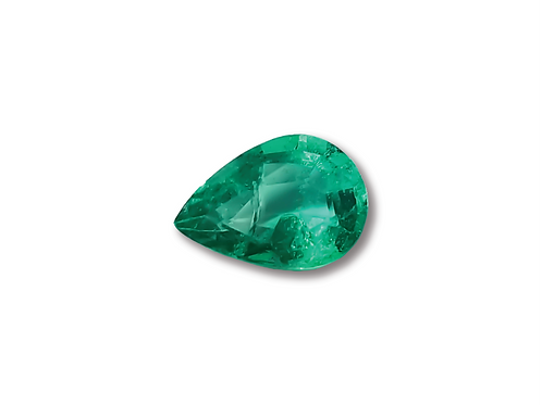 Emerald Pear .60 cts