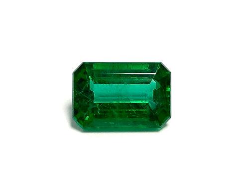 Emerald Emeraldcut 4.45 cts