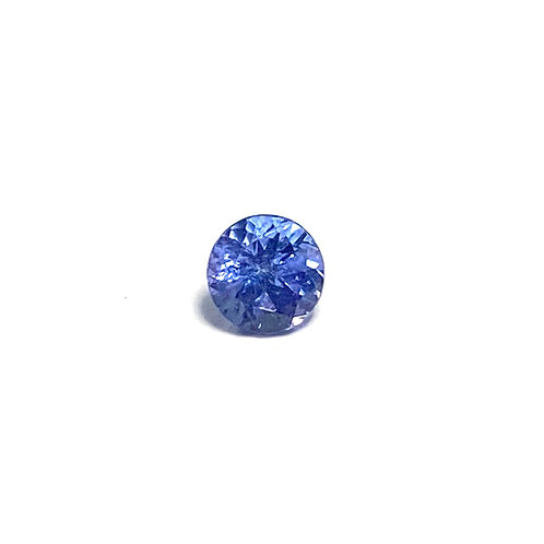 Tanzanite Round Approx. 0.25 cts