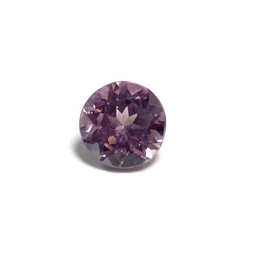 7.3 mm Pink Sapphire Round 1.74 Cts