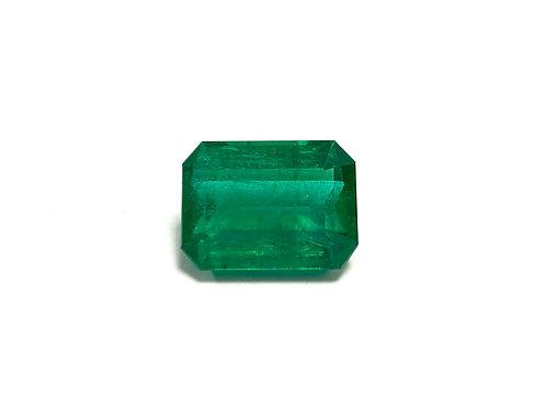 Emerald Emeraldcut 8.08 cts