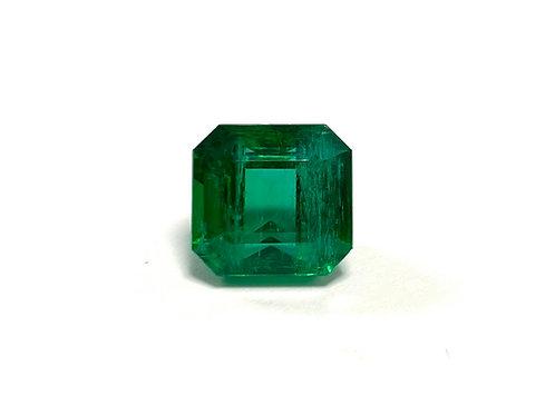 Emerald Emeraldcut 6.98 cts