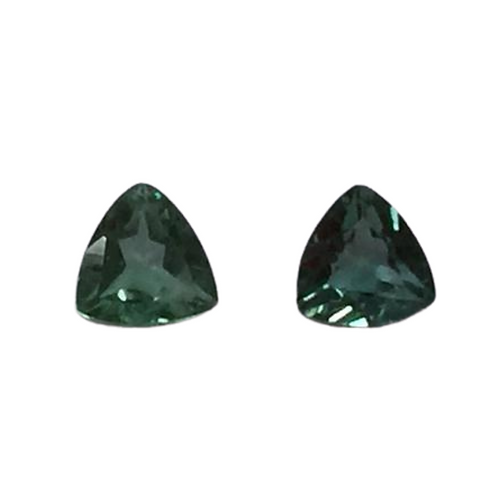 Alexandrite Trillion 3.5 mm