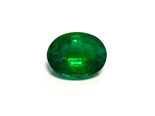 Emerald Oval 10.47 cts