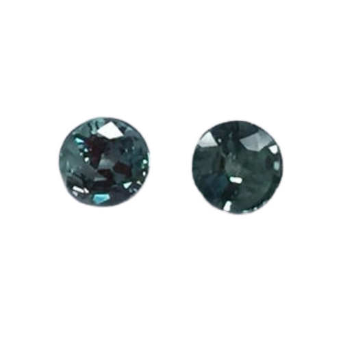 AA Quality Alexandrite Round Pair 3 mm