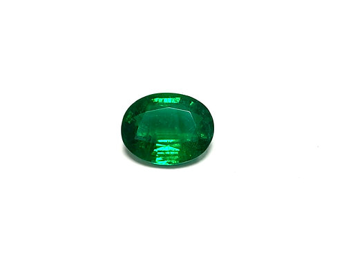 Emerald Oval 5.17 cts