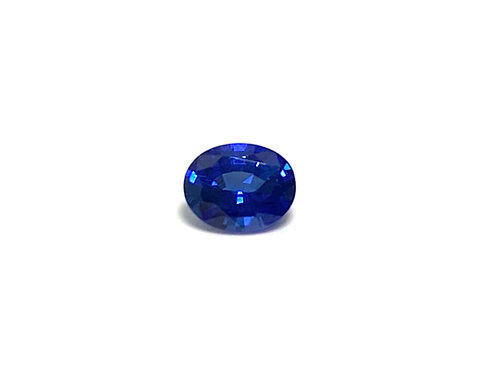 Sapphire Oval 0.35 cts
