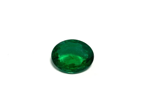 Emerald Oval 3.95 cts