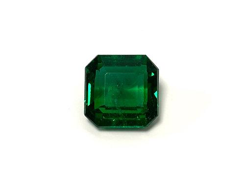 Emerald Emeraldcut 4.59 cts