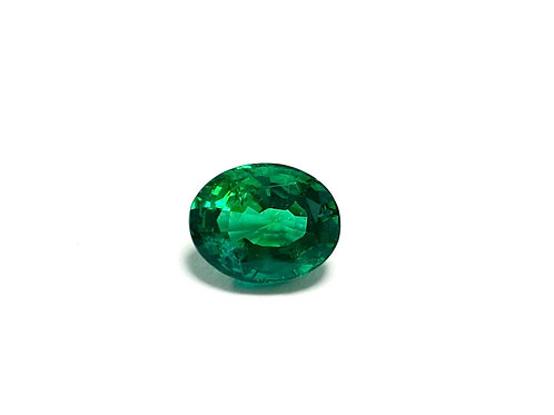 Emerald Oval 4.91 cts