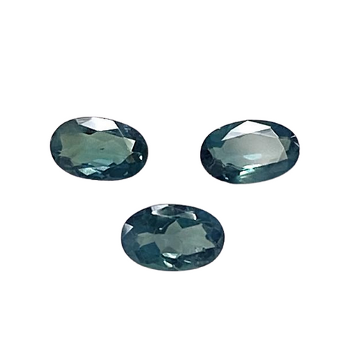 AAA Quality Alexandrite Oval  5.5x3.5mm Min. 0.35 cts