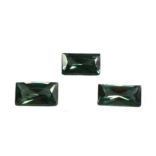 Alexandrite Baguette 5 x 2.5 mm Approx. 0.24-0.25 cts