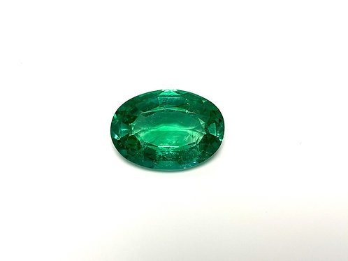 Emerald Oval 5.80 cts