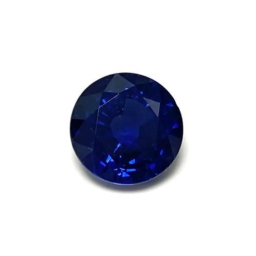 Ceylon Sapphire Round 4.53 cts
