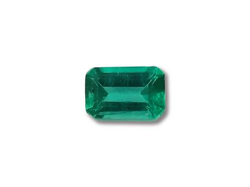 Emerald Emeraldcut .55 cts