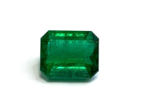 Emerald Emeraldcut 7.10 Cts