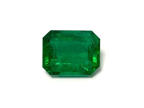 Emerald Emeraldcut 7.83 cts