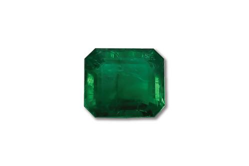 Emerald Emeraldcut 10.43 cts
