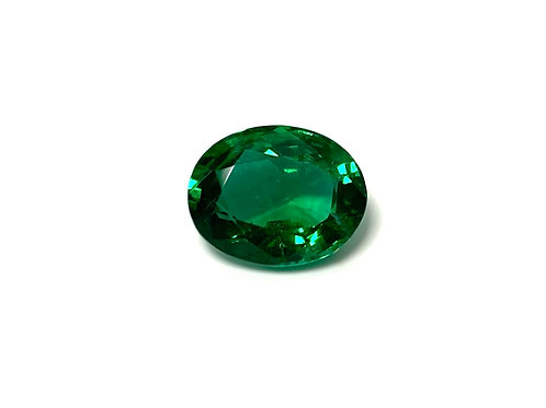 Emerald Oval 2.70 cts