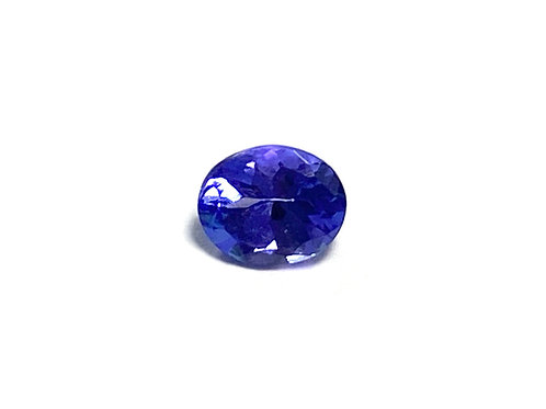Tanzanite Oval Approx. 0.40 cts