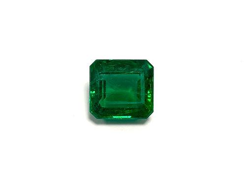 Emerald Emeraldcut 7.55 cts