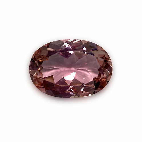 Pink Tourmaline Oval 5.26 cts