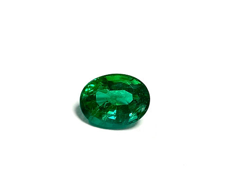 Emerald Oval 3.56 cts