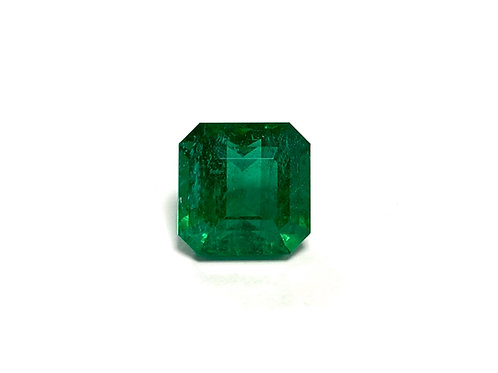 Emerald Emeraldcut 8.03 cts